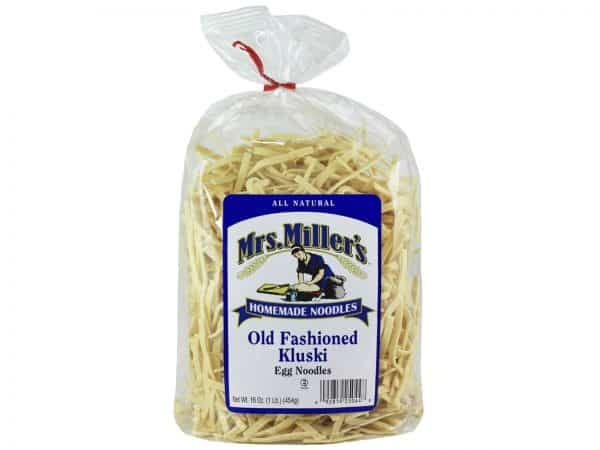 Mrs. Miller's Old Fashioned Kluski Noodles 16 oz. -0