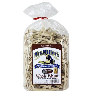 Mrs. Miller's Old Fashioned Noodles- Whole Wheat 14 oz. -0