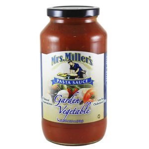 Garden Vegetable Pasta Sauce - 25.5 oz. -0