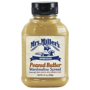Amish Peanut Butter Marshmallow Whip-12 oz.-0