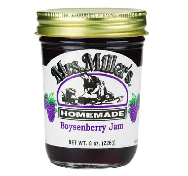 Mrs. Miller's Boysenberry Jam - 8 oz.-0