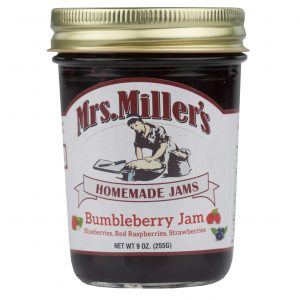 Mrs. Miller's Bumbleberry Jam - 8 oz. -0