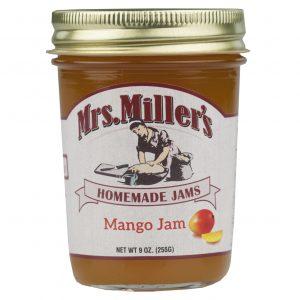 Mrs. Miller's Mango Jam - 8 oz. -0