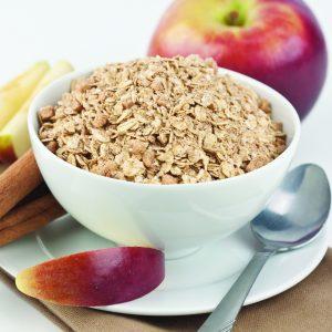 Cinnamon Apple Instant Oatmeal -0