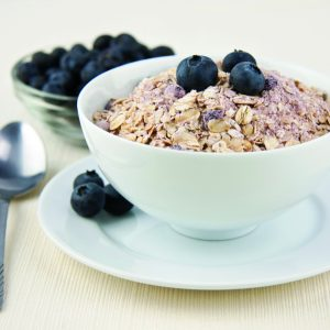Wild Blueberry Instant Oatmeal -0