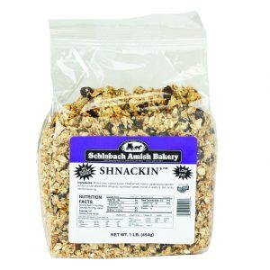 Schnackin Granola 1lb. -0