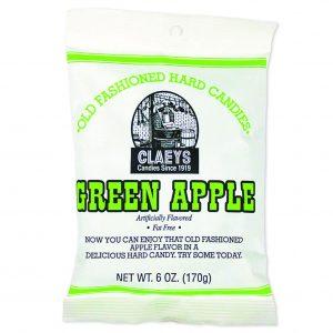 Claeys Sanded Green Apple Drops 6 oz. -0