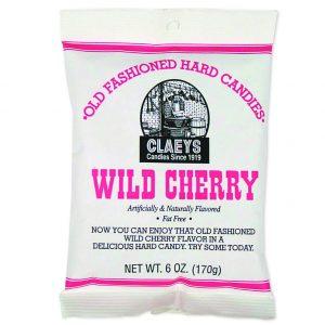 Claeys Sanded Wild Cherry Drops 6 oz. -0