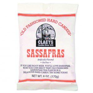 Claeys Sanded Sassafras Drops 6 oz. -0