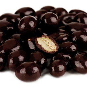 No Sugar Added Dark Chocolate Peanuts -0
