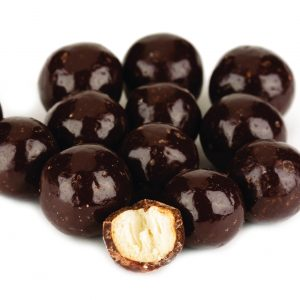 Dark Chocolate Covered Pretzel Balls -0