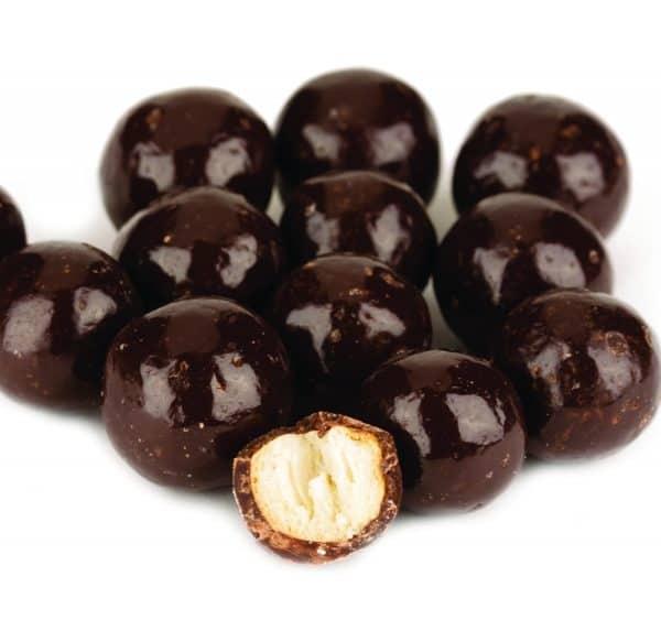 Dark Chocolate Covered Pretzel Balls -0