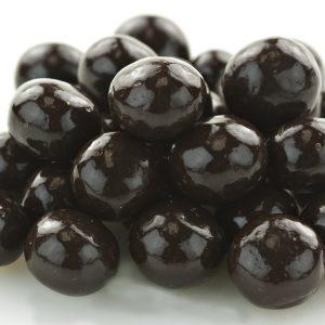 Dark Chocolate Covered Malt Balls -0