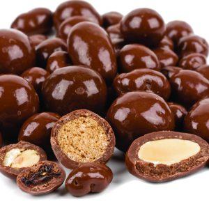 Milk Chocolate Covered Bridge Mix -0