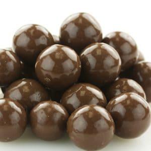 Milk Chocolate Covered Peanut Butter Malt Balls -0