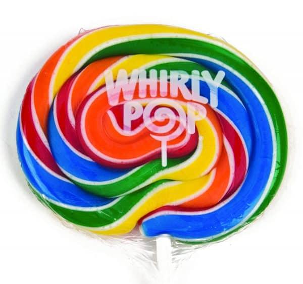 "3"" Rainbow Whirly Pop -0"
