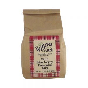Willow Creek Mill Wild Blueberry Pancake Mix 16 oz.-0
