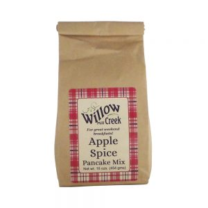 Willow Creek Mill Apple Spice Pancake 16 oz.-0