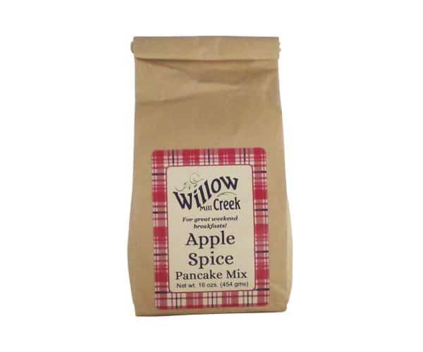 Willow Creek Mill Apple Spice Pancake 16 oz.-0