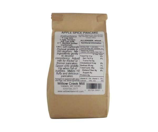 Willow Creek Mill Apple Spice Pancake 16 oz.-1025