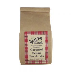 Willow Creek Mill Caramel Pecan Pancake Mix 16 oz.-0