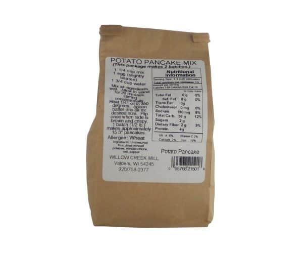 Willow Creek Mill Potato Pancake 16 oz.-1029