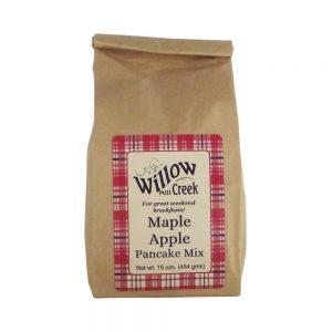 Willow Creek Mill Maple Apple Pancake Mix 16 oz.-0