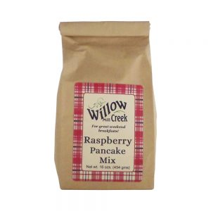 Willow Creek Mill Raspberry Pancake Mix 16 oz.-0
