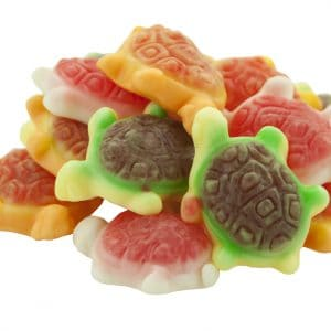 Gummi Jelly Filled Turtles -0