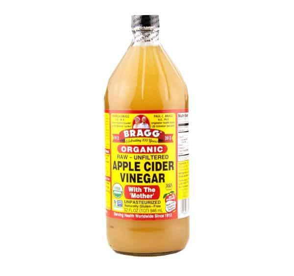 Braggs Organic Apple Cider Vinegar w/ Mother 32 oz. -0