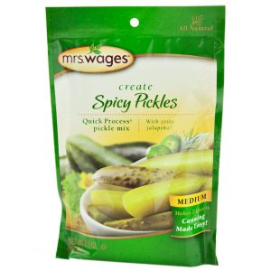 Mrs. Wages Spicy Pickle Mix - 6.5 oz. -0