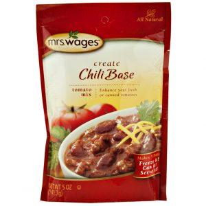 Chili Base - 5 oz.-0