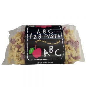 ABC & 123 Pasta - 14 oz.-0