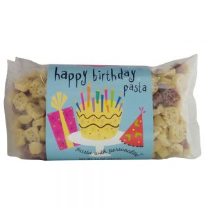 Happy Birthday Pasta - 14 oz.-0