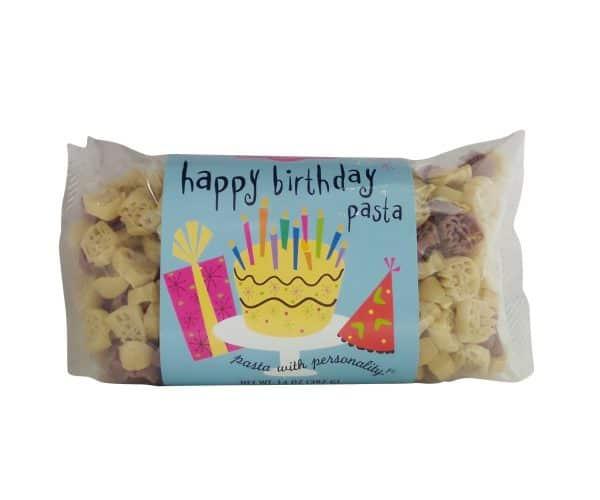 Happy Birthday Pasta - 14 oz.-0
