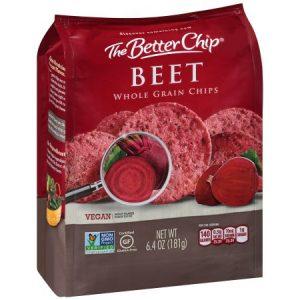 Whole Grain Tortilla Chips - Beet - 6.4 oz.-0