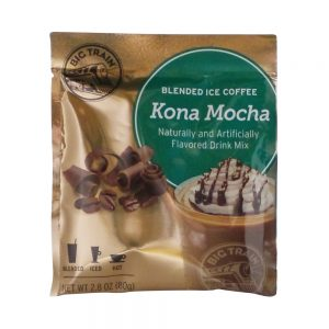 Kona Mocha Blended Ice Coffee - 2.8 oz.-0
