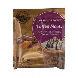 Toffee Mocha Blended Ice Coffee - 2.8 oz. -0