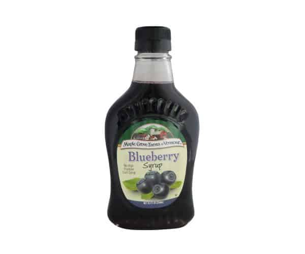 Maple Grove Farms Blueberrberry Syrup - 8.5 oz.-0