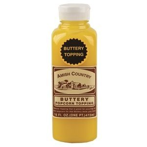 Buttery Popcorn Topping - 16 oz.-0