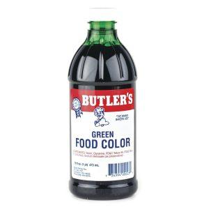 Green Food Coloring - 16 oz.-0