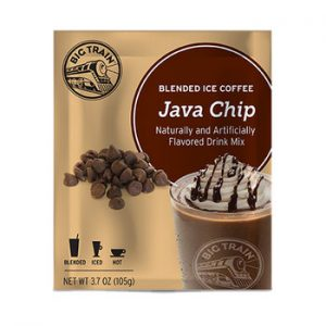 Java Chip Blended Ice Coffee 3.5 lbs. -0