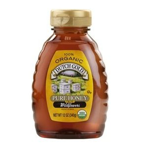 Organic Honey 12 oz.-0