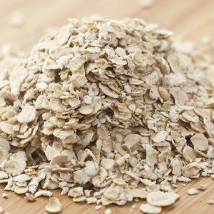 Organic Quick Rolled Oats -0
