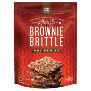 Brownie Brittle Peanut Butter Chip - 5 oz. -0