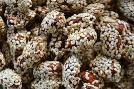 Sesame Almonds-0