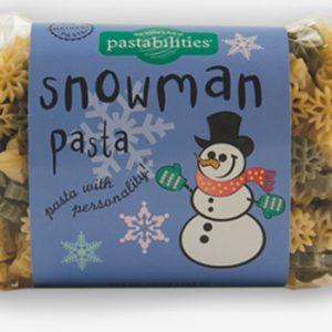 Snowman Pasta - 14 oz.-0
