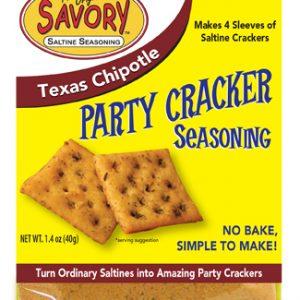 Savory Cracker Seasoning- Texas Chipotle 1.4 oz.-0