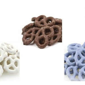 Coated Pretzels