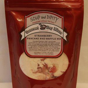 Soup And Dipity Strawberry Pancake Mix-0